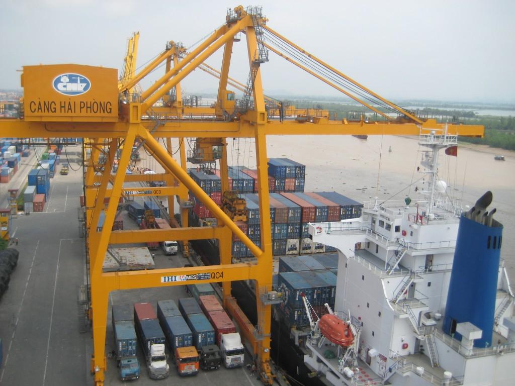 Công ty Cổ phần Cảng Hải Phòng: Thúc đẩy lưu thông hàng hóa, góp phần phát triển kinh tế, xã hội