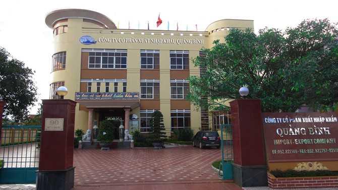 Công ty Cổ phần Xuất nhập khẩu Quảng Bình: Vươn lên từ gian khó, tạo dựng uy tín, phát triển lớn mạnh