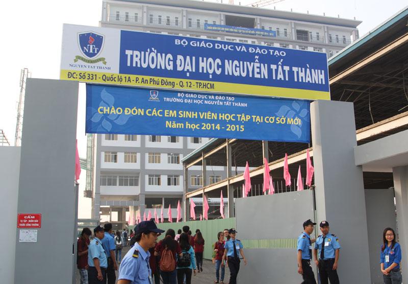 Trường Đại học Nguyễn Tất Thành: Không ngừng vươn xa