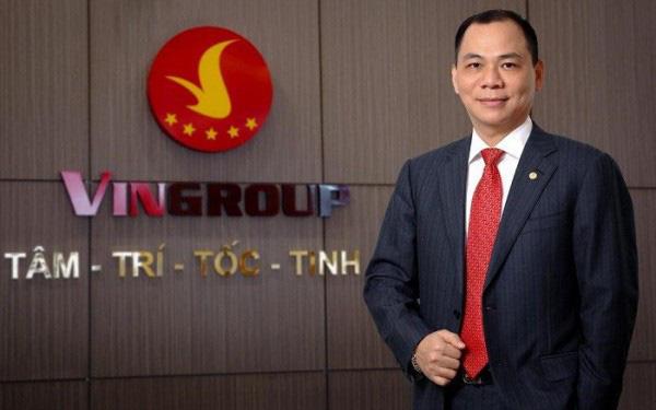 Doanh nhân Việt Nam đầu tiên lọt top 200 người giàu nhất thế giới